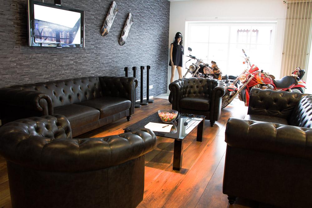 Unsere Lounge - DU sollst dich wohlfühlen